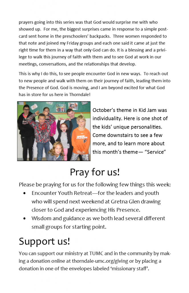 Missionary Staff Newsletter 11-08-15 pg 2