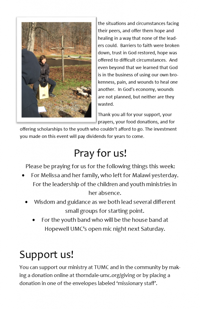 Missionary Staff Newsletter 11-22-15 pg 2