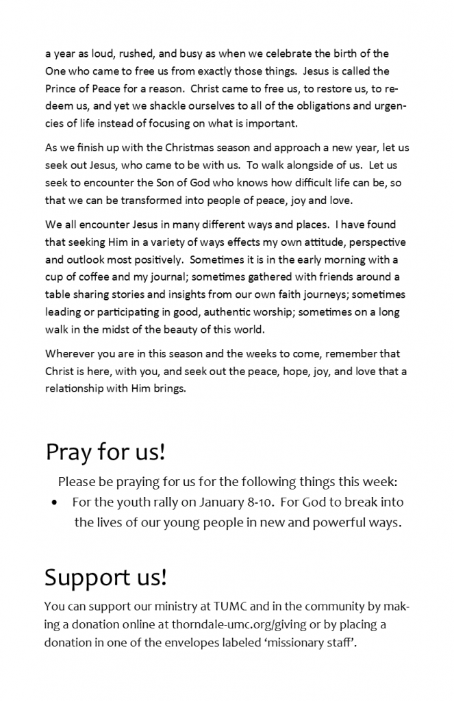 Missionary Staff Newsletter 12-24-15 pg 2