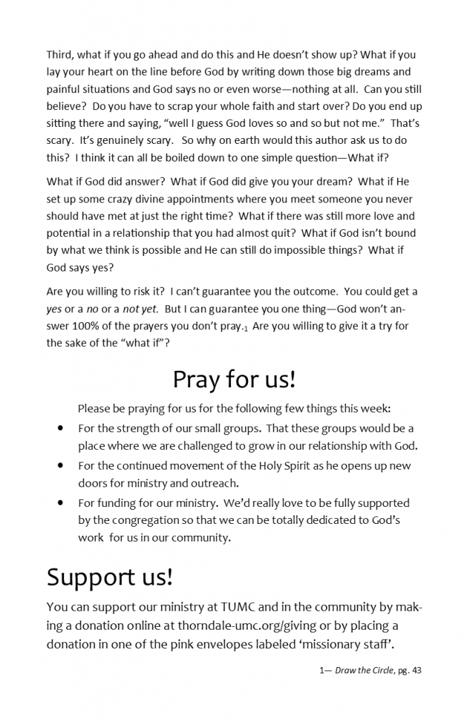 Missionary Staff Newsletter 02-28-16 pg 2