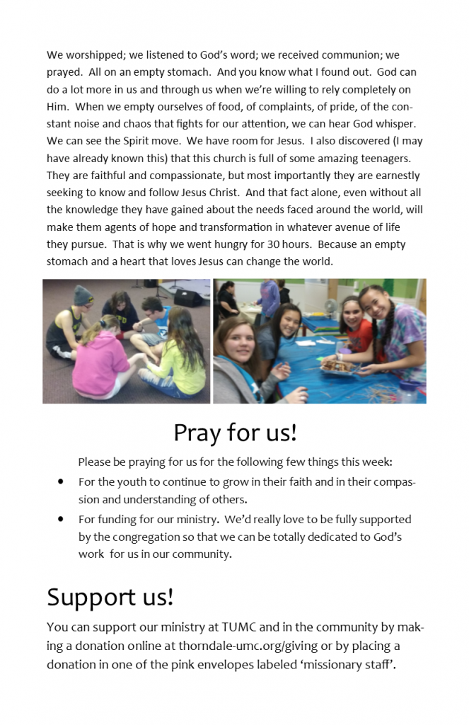 Missionary Staff Newsletter 04-10-16 pg 2